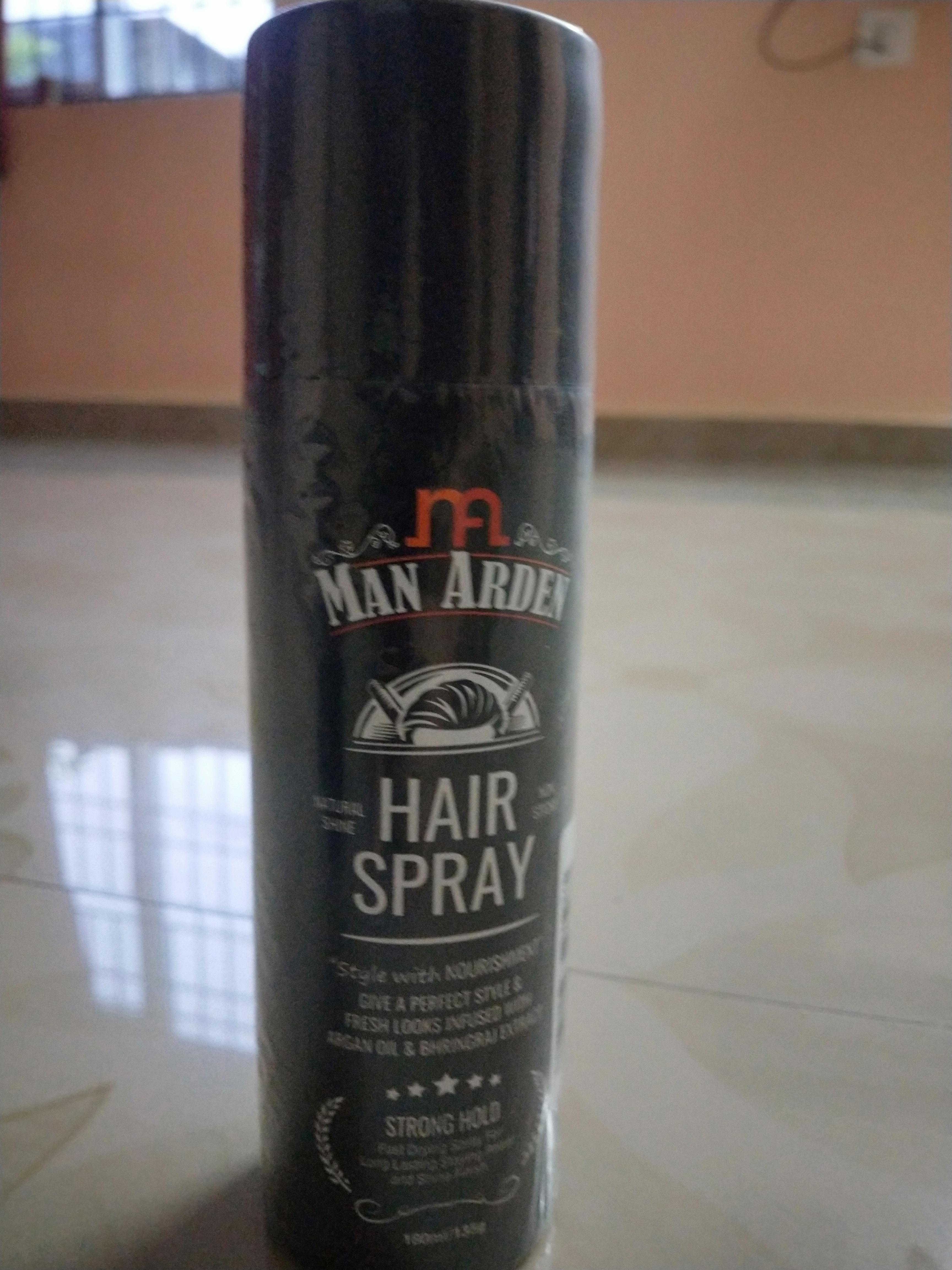 Man Arden Hair Spray-Best hair styling spray-By 9720rakesh