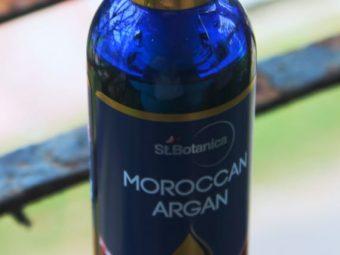 St.Botanica Moroccan Argan Hair Growth Oil pic 1-best oil for hair-By sassy_supriyo