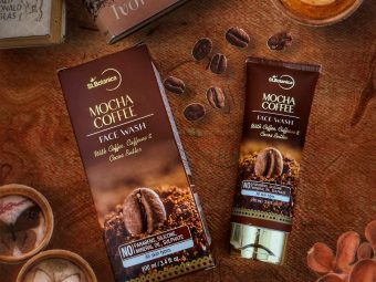 St.Botanica Mocha Coffee Face Wash -Coffee lovers face wash!-By arshin