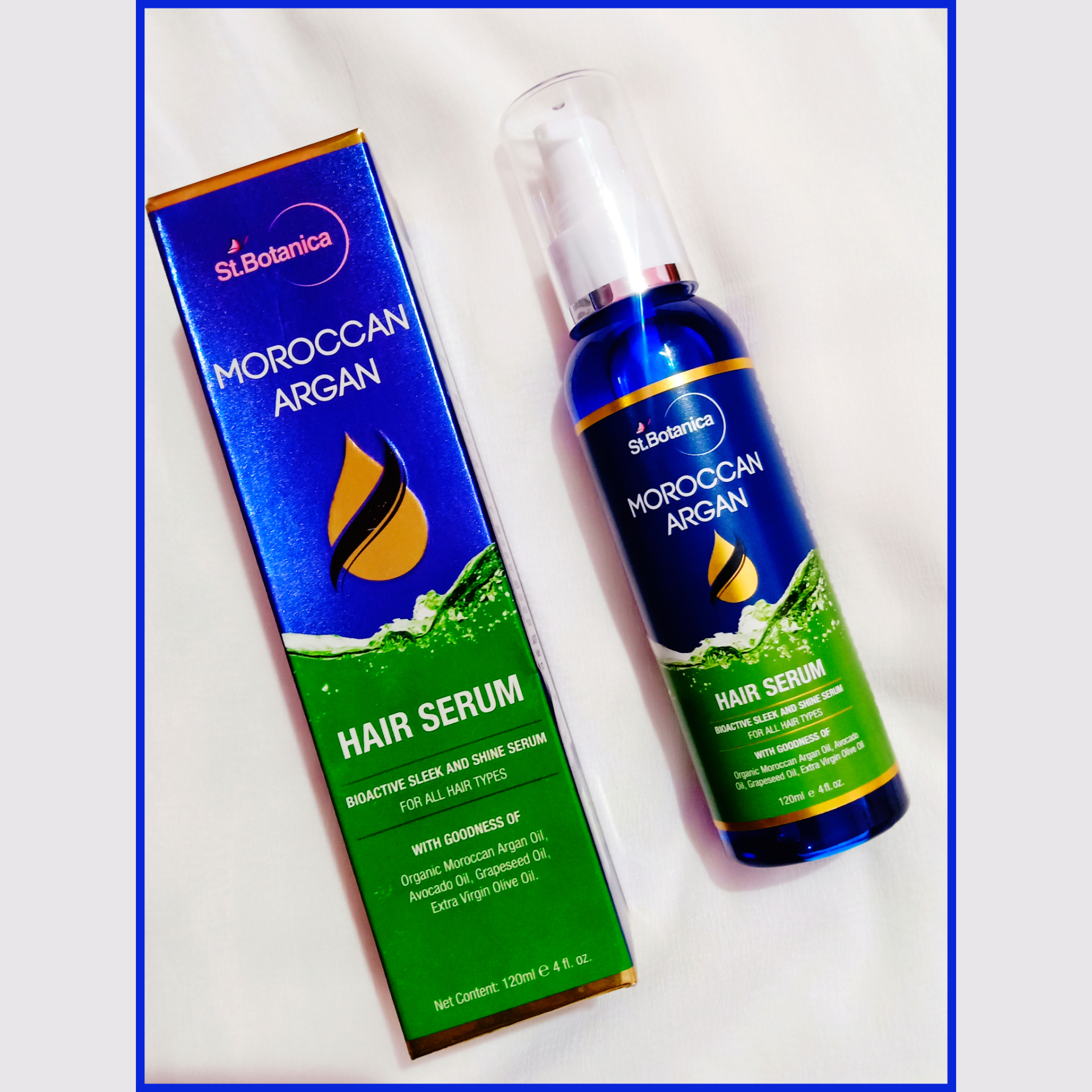 St.Botanica Moroccan Argan Hair Serum-Best hair serum-By reviewsbydipali-3