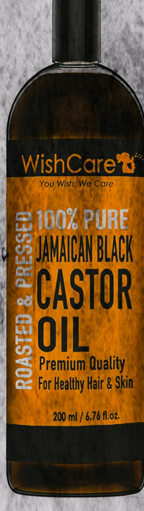 WishCare Pure Jamaican Black Castor Oil-Amazing and affordable-By ankitha_rajani