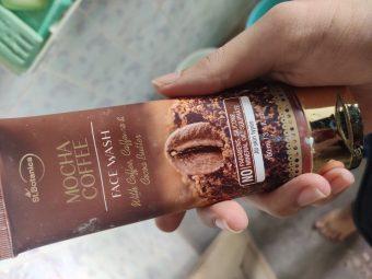St.Botanica Arabica Coffee Face Scrub -Amazing Product gives a oil free skin-By rahuljain