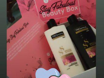 Tresemme Smooth And Shine Shampoo -Extremely beautiful shampoo-By gargi_shirurkar