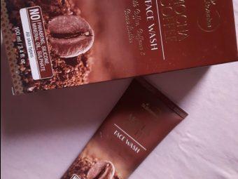 St.Botanica Mocha Coffee Face Wash -Amazinggg product for the tan removal-By komalgadia