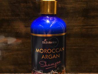 StBotanica Moroccan Argan Hair Shampoo pic 3-No Harmful Chemicals!-By mumbai_food_guru
