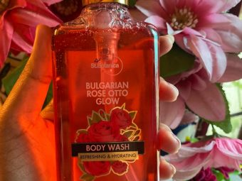 StBotanica Bulgarian Rose Otto Glow Body Wash -royal bath experience-By ultra_foodie