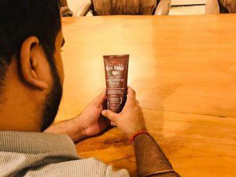 Man Arden Caffeine Series Arabica Coffee Body Scrub pic 3-Body scrub that can be used as a bodywash too !-By maayankjaiin