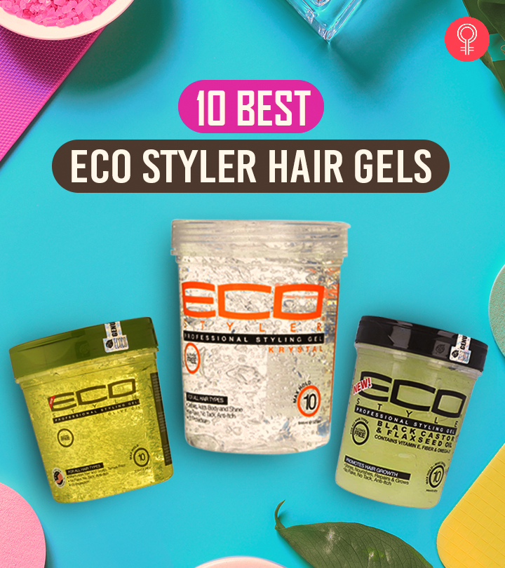10 Best Eco Styler Hair Gels To Try In 2021