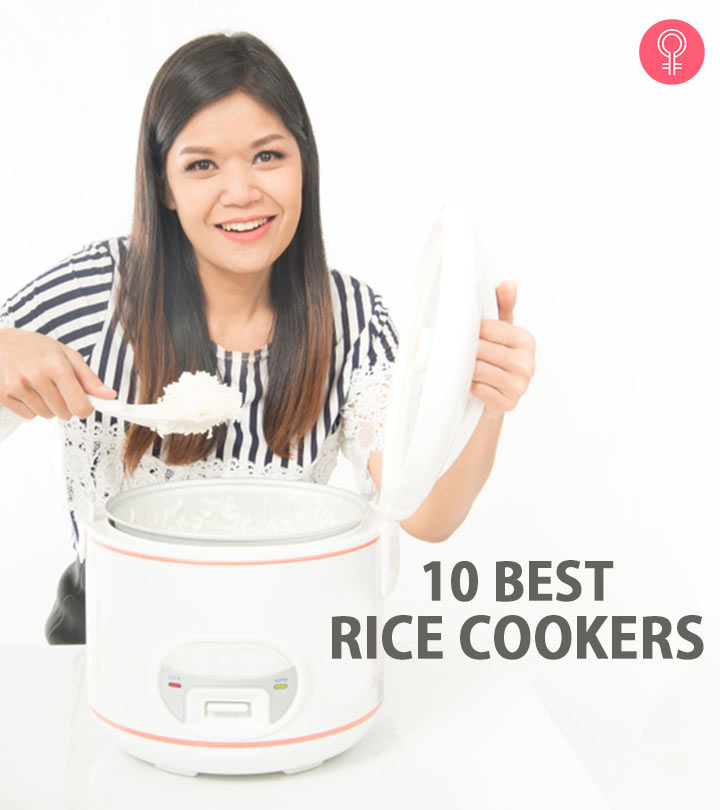 10 Best Rice Cookers – Reviews