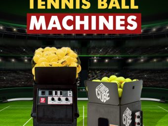 10 Best Tennis Ball Machines