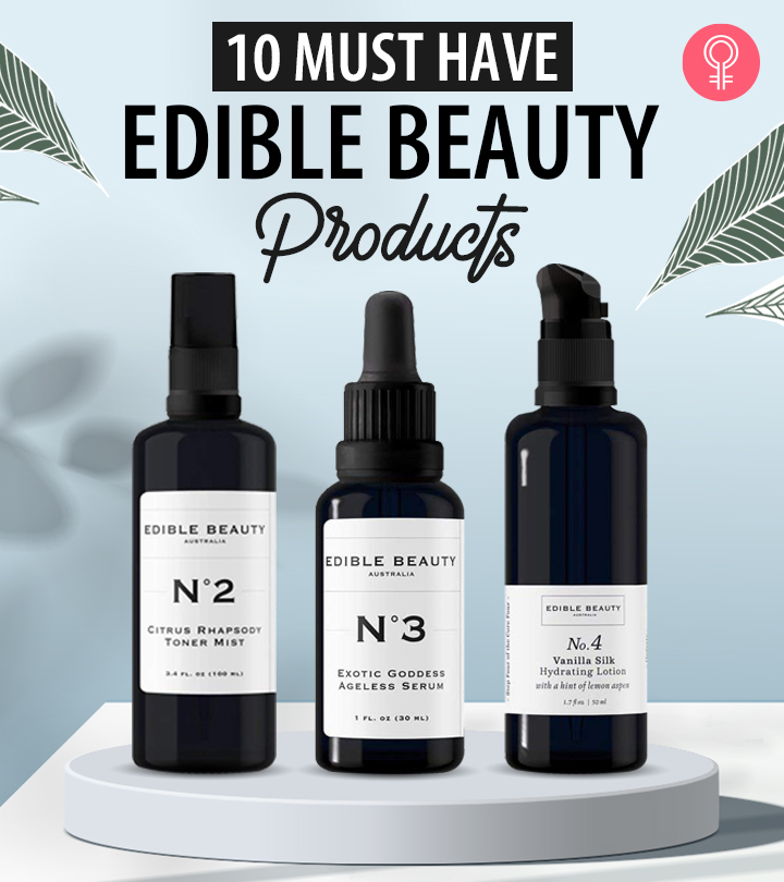 10 Must Have EDIBLE BEAUTY Products Of 2020
