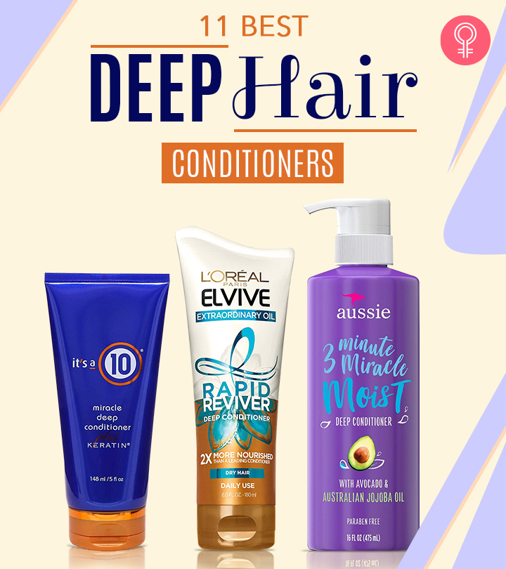 11 Best Deep Hair Conditioners – Top Picks Of 2020