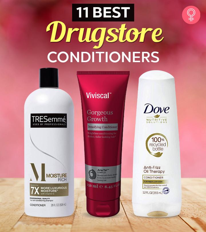 11 Best Drugstore Conditioners