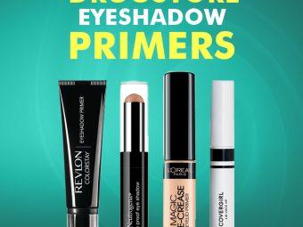 11 Best Drugstore Eyeshadow Primers For Crease-Free Eye Makeup
