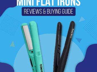11 Best Mini Flat Irons Reviews & Buying Guide