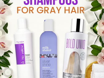 11 Best Shampoos For Gray Hair