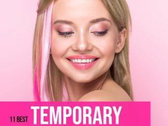 11 Best Temporary Hair Color Sprays