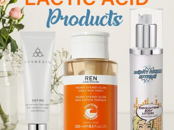 12 Best Lactic Acid Products (2020) For Firm Glowing Skin