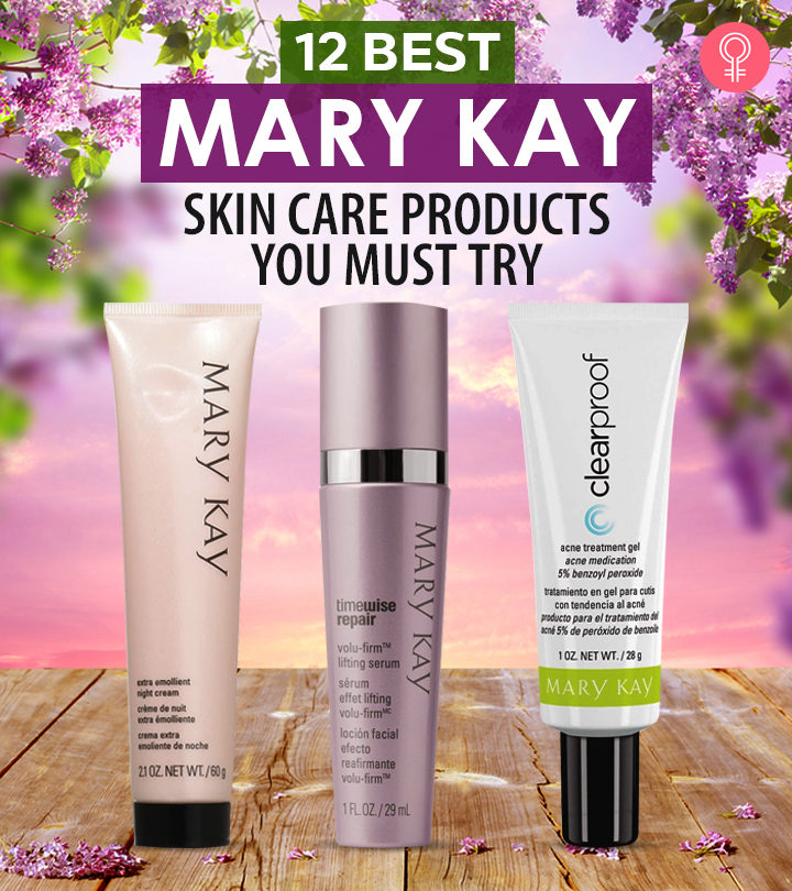 12 Best MARY KAY Skin Care Products You Must Try In 2020