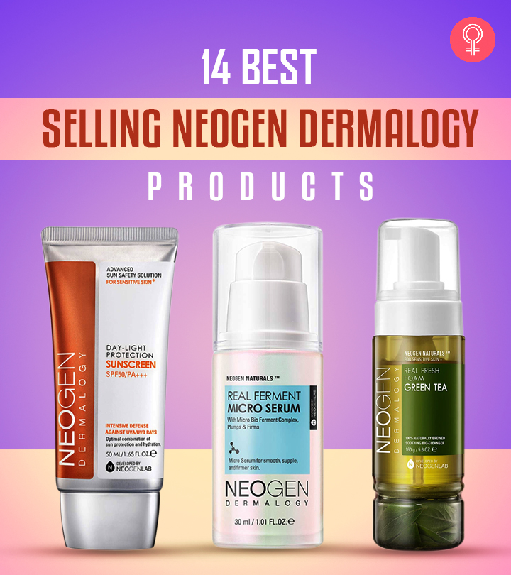 14 Best-Selling Neogen Dermalogy Products Of 2020