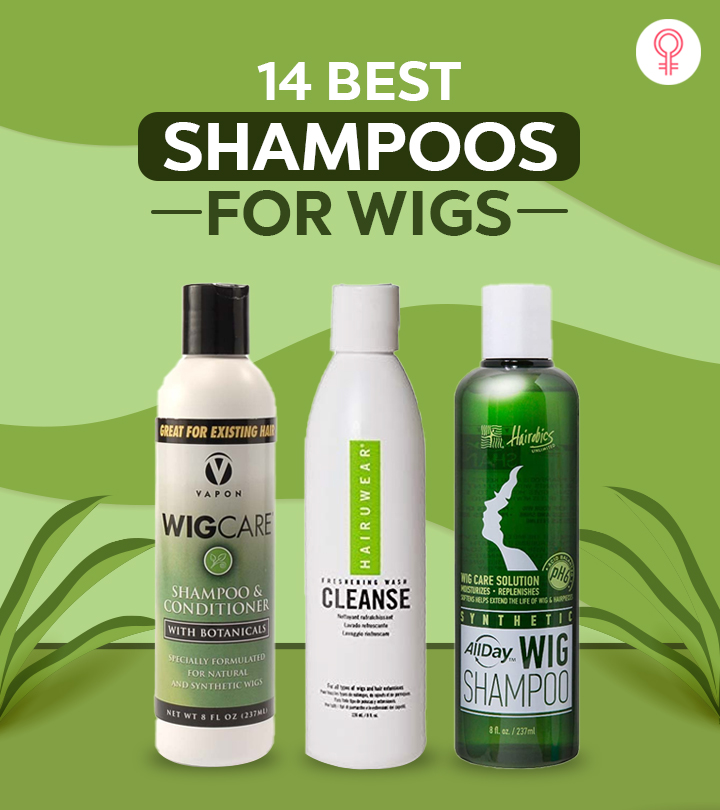 14 Best Shampoos For Wigs
