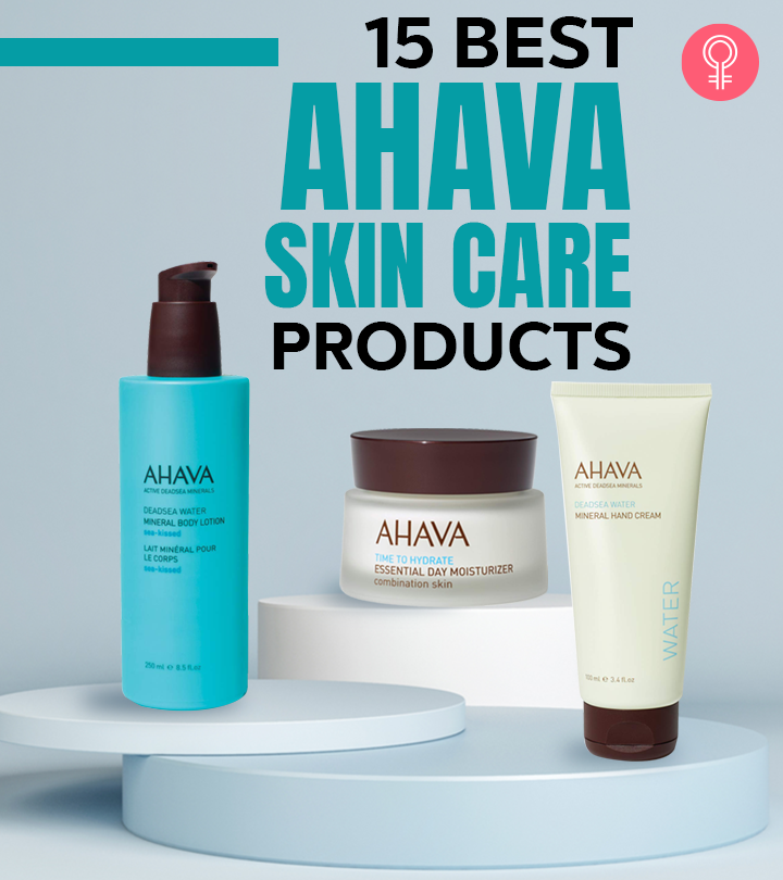 15 Best AHAVA Skin Care Products For You To Try In 2020