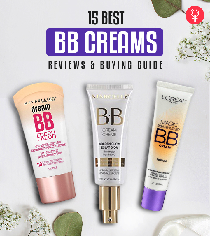 15 Best BB Creams Of 2020 For Every Different Skin Types