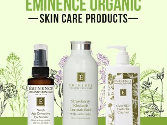 15 Best Eminence Organic Skin Care Products