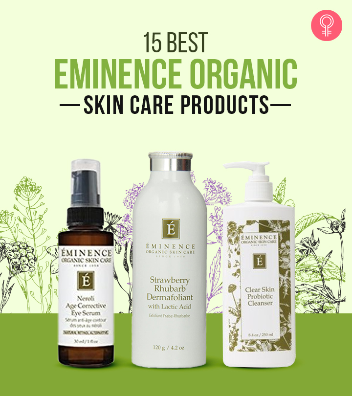 15 Best Eminence Organic Skin Care Products To Try In 2020