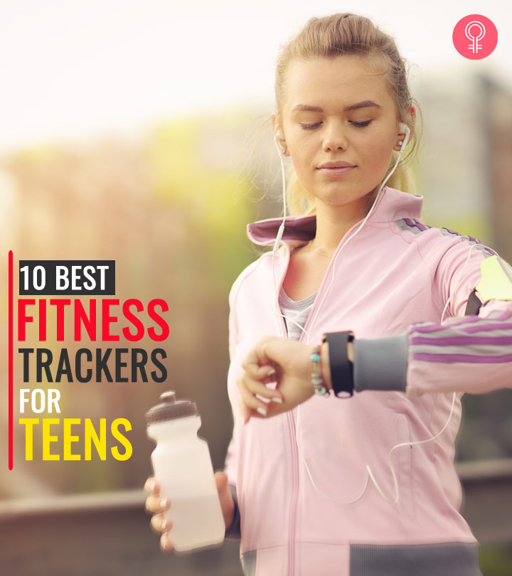 15 Best Fitness Trackers For Teenagers – 2020