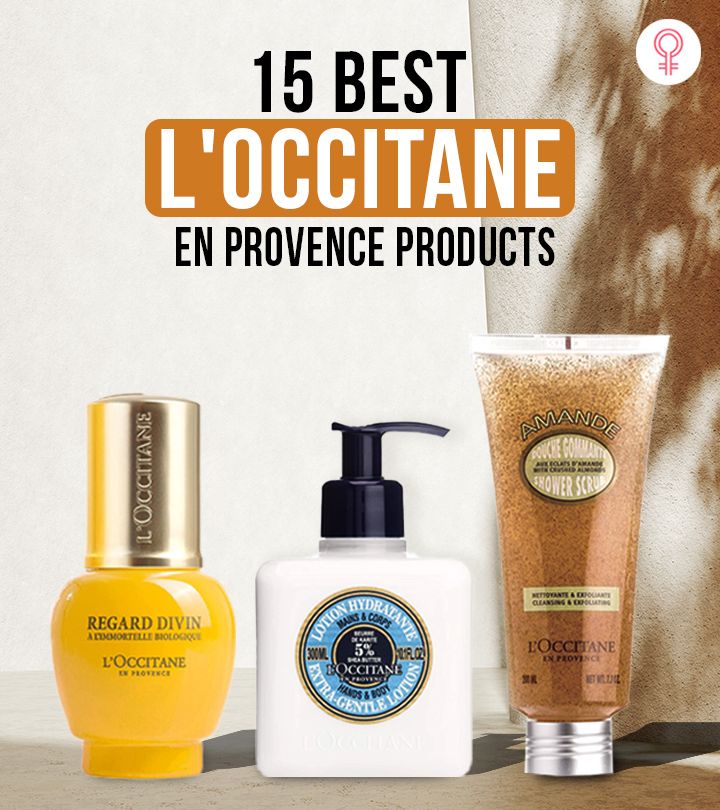 15 Best L'OCCITANE En Provence Products To Try In 2020