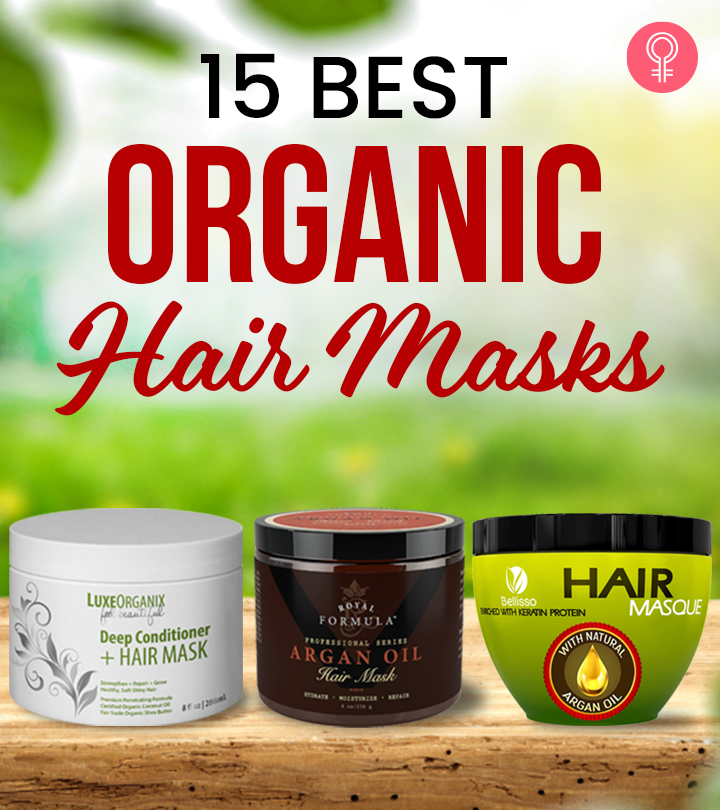 15 Best Organic Hair Masks