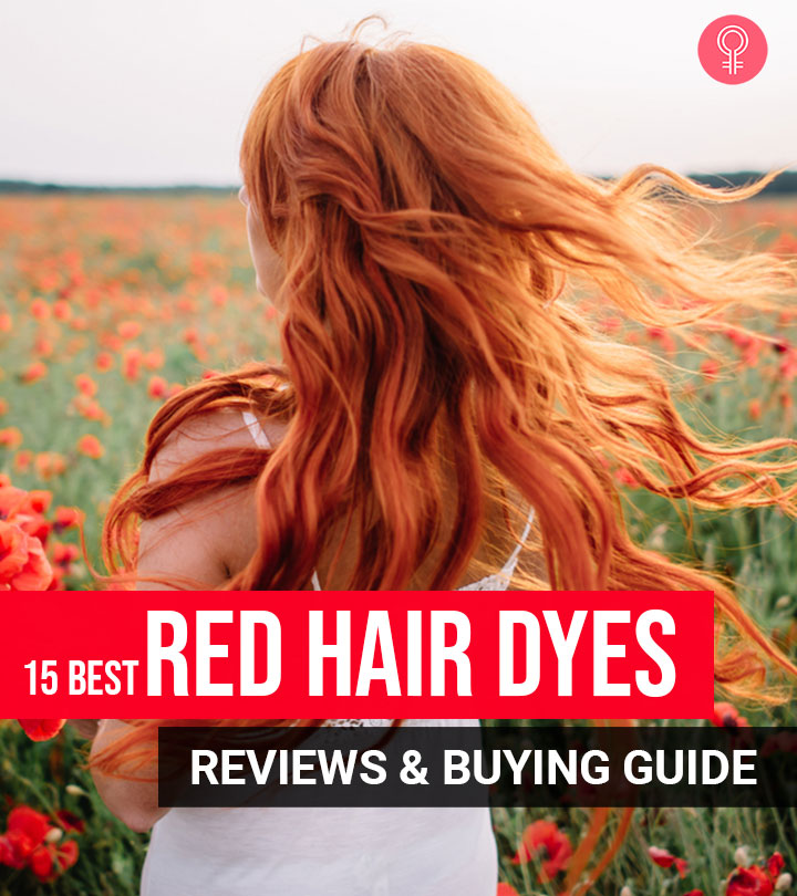 15 Best Red Hair Dyes Of 2020