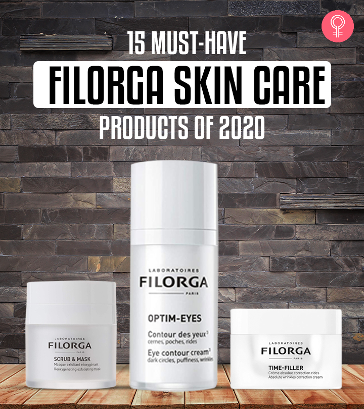 15 Must-Have FILORGA Skin Care Products Of 2021