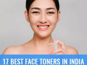17 Best Face Toners Available In India 2020 With Buying Guide