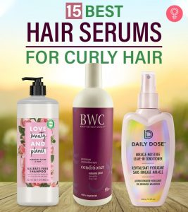 15 Best Hair Serums Of 2021 For Curly Hair