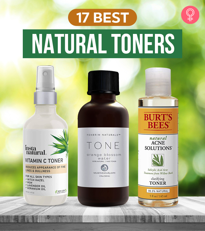 17 Best Natural Toners Of 2020