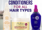 18 Best Leave-In Conditioners For All Hair Types