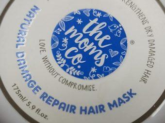The Moms co. KA+ Natural Damage Repair Hair Mask pic 2-MUST HAVE HAIR MASK!!-By faatimaa
