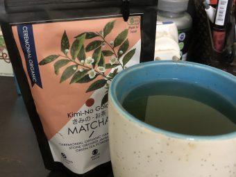 Kimino Gold Matcha Ceremonial Grade Green Tea Powder -Best matcha tea-By priyankaraj