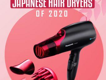 5 Best Japanese Hair Dryers Of 2020