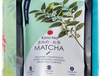 Kimino Japanese Organic Matcha Green Tea Powder pic 4-Must try Organic Product!-By pinkstar