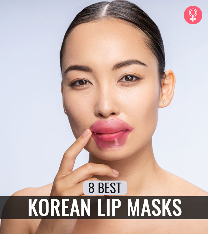 8 Best Korean Lip Masks For Plumper Lips