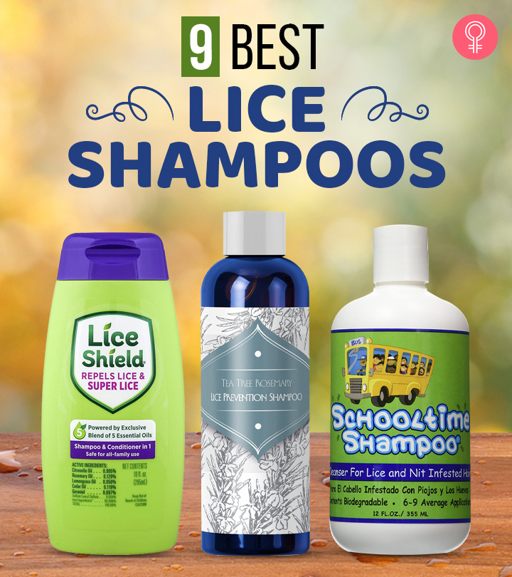 9 Best Lice Shampoos With Buyer's Guide