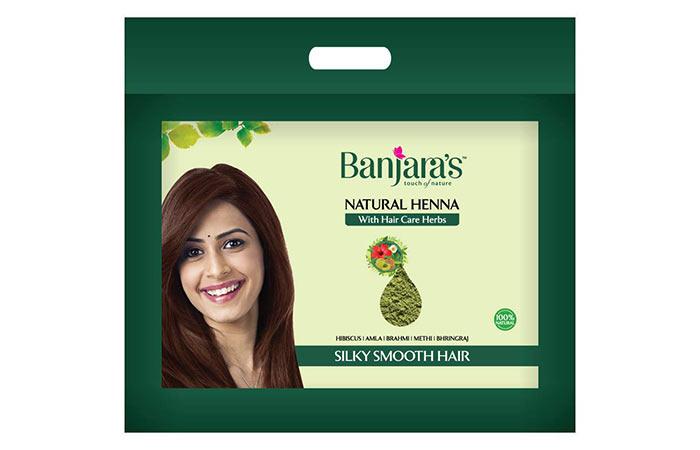 Banjara's Natural Henna