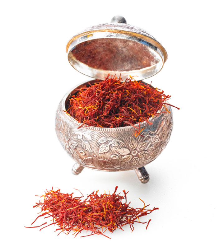 Benefits of Saffron Kesar in Bengali