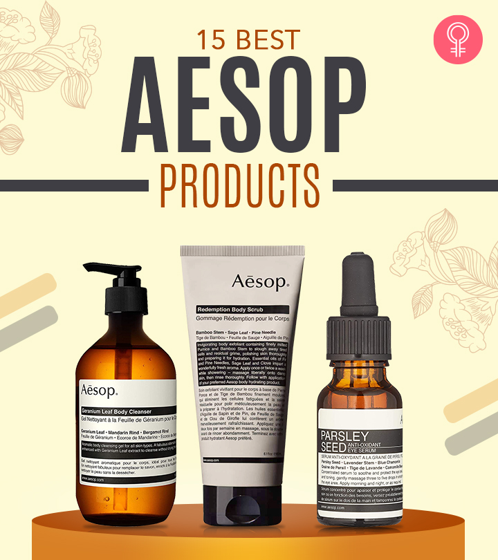 The 15 Best Aesop Products To Nourish Your Skin And Body
