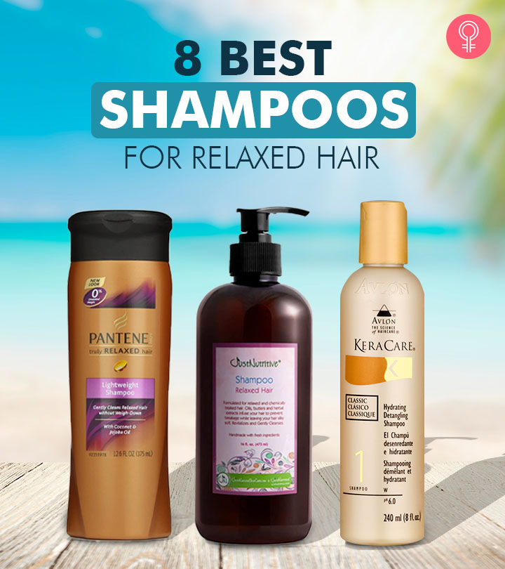 8 Best Shampoos For Relaxed Hair