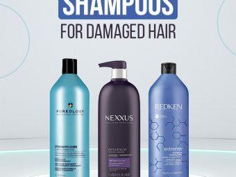 Best Shampoos To Prevent Hair Breakage