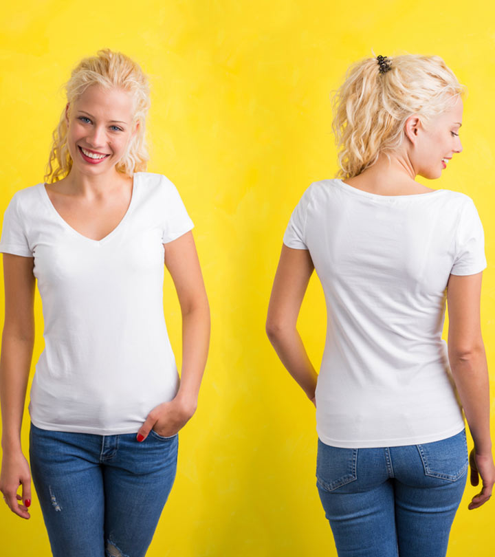 15 Best V-Neck T-Shirts For Women In 2020